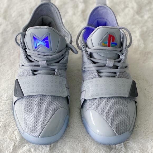 Nike Shoes | Nike Playstation Wolf Grey
